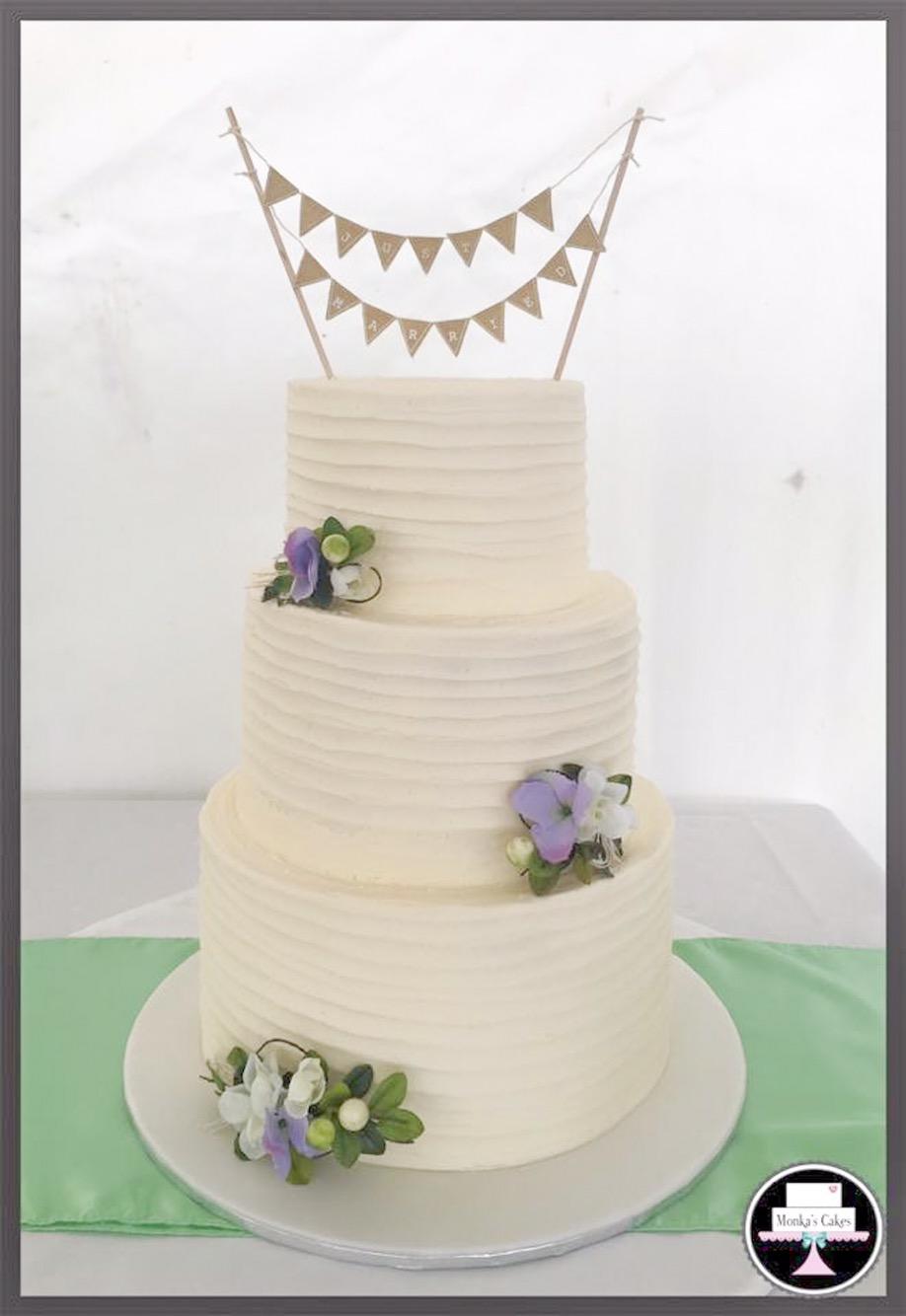 Wedding Cakes /Desserts / Bonbonnieres – Monka\'s Cakes